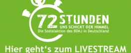 72-Stunden-Aktion Livestream