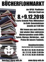 Bücherflohmarkt der DPSG Pfadfinder